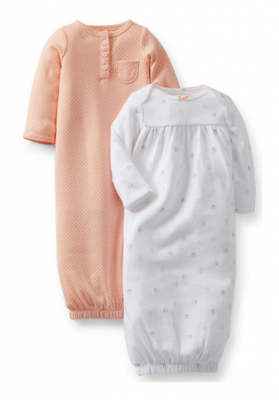 Small baby clothes - premmy gowns for hospital