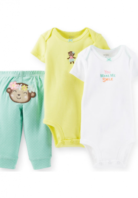 Cute baby clothes for premmie boys or girls - early baby weighting 1.5-2kgs