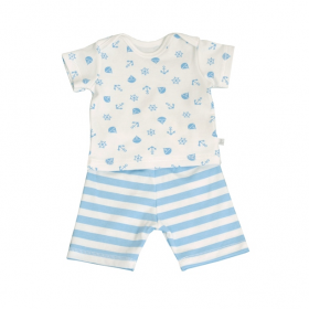 1.5-2.5 kilogram premature baby - blue sailor baby boy gift