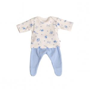 Premature baby clothes - blue toy box theme 1.5 - 2kgs