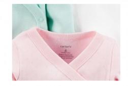 Close up of girls wrap shirts