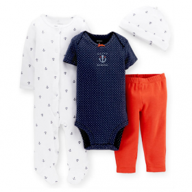 premature baby boy gift idea - Sailor suite in premmie size 00000 and smaller